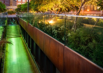 La High Line, New York, États-unis