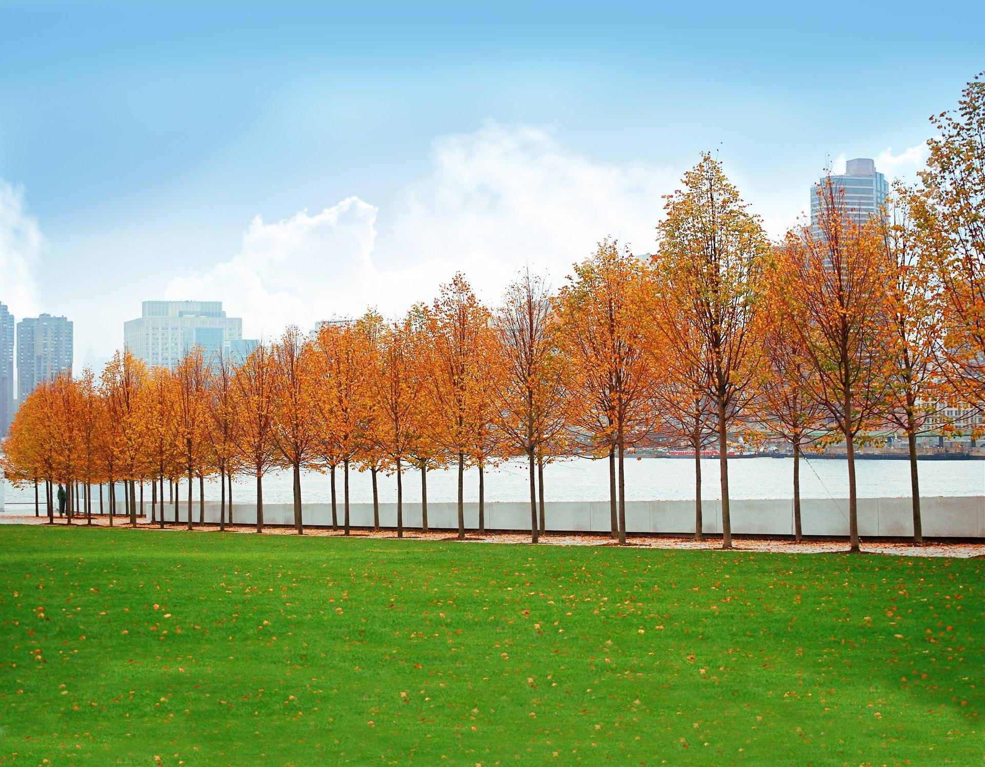 Four Freedoms Park, New York, États-unis