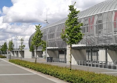 Stade Pierre Mauroy Lille, France