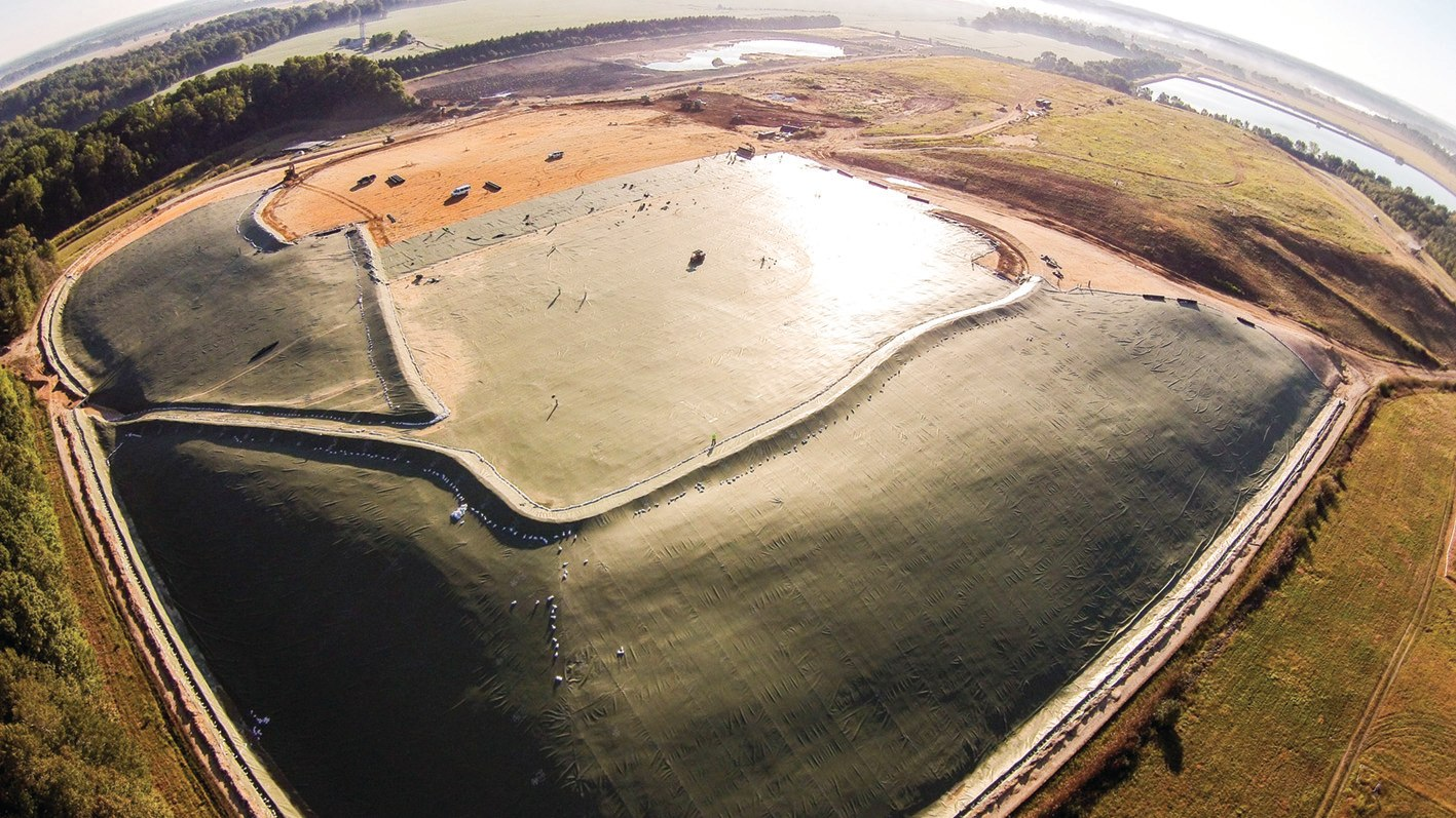 Site d'enfouissement de déchets Midshore I – Easton, Maryland, États-Unis